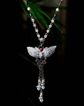 Decadence - Art Deco 'Great Gatsby' Vintage Necklace